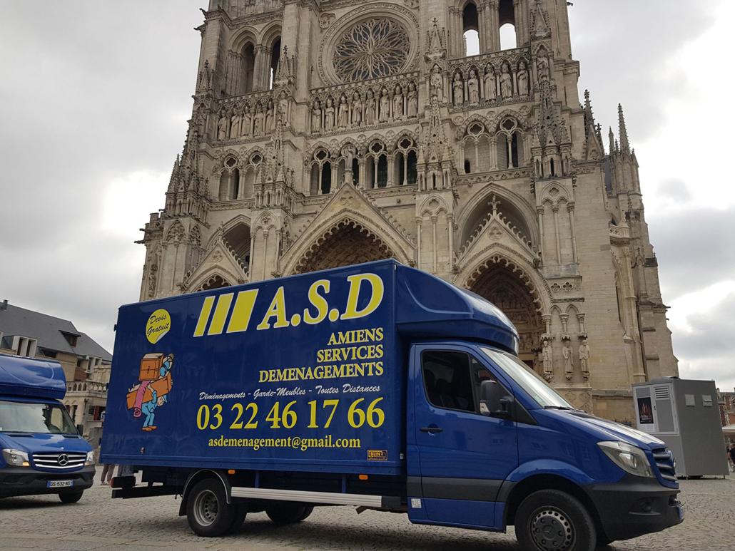 ASD Amiens Services Demenagement