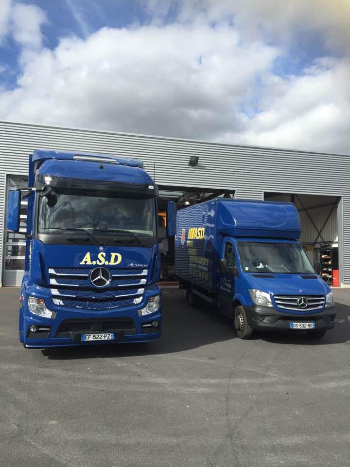 ASD Amiens Services Demenagement - garde-meuble